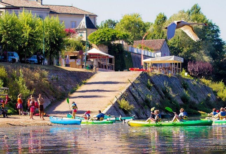 Club de Canoë de Pessac-sur-Dordogne – FJEP canoë et rando