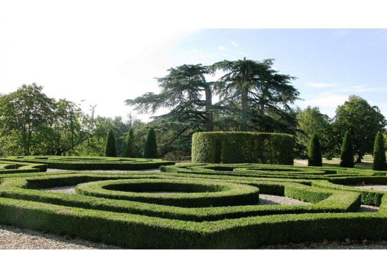 Jardin du Château Pierrail