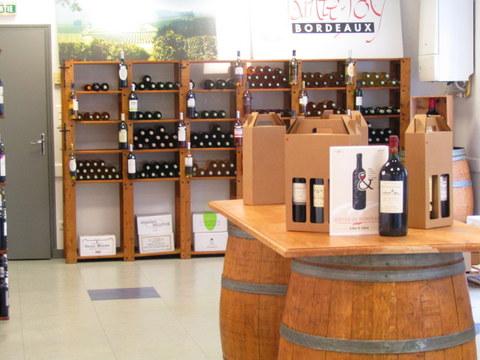 Sainte-Foy winegrowers' house