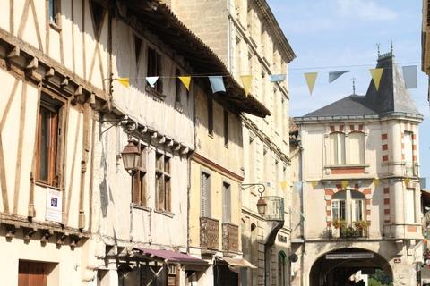 """""""Auf den Spuren von Robin"""" die Bastide von Sainte-Foy-La-Grande"""